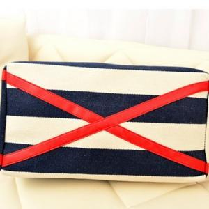Stylish Nautical Inspired Stripes B..