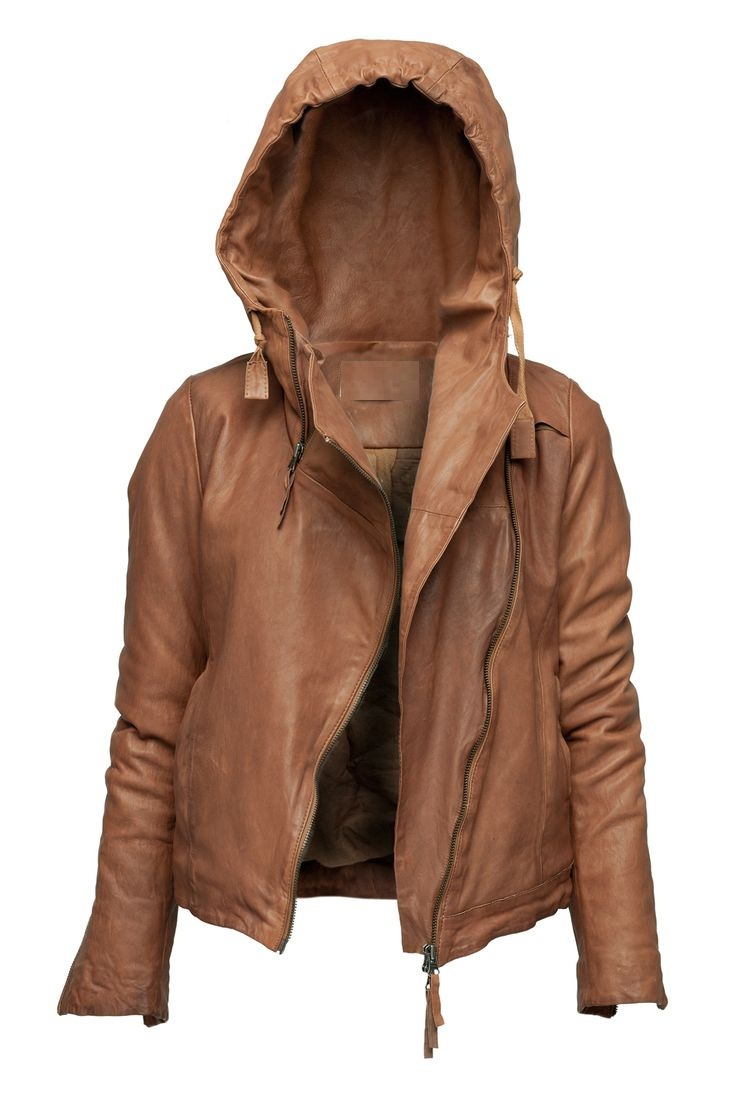 Buy The Leather Factory Men's Lambskin Leather Fixed Hoodie Jacket with Knitted Ribs and other Leather & Faux Leather at manakamanamobilecenter.tk Our wide selection is elegible for free shipping and free returns. Wantdo Men's Faux Leather Jacket with Removable Hood out of 5 stars An excellent leather jacket lightweight and warm and with a /5(13).