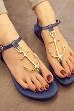 Anchors Sandals